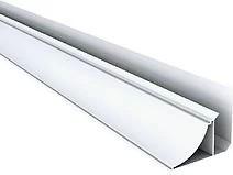 Sanca PVC com 6,00 ml de comprimento. Acabamento lateral do forro PVC. Disponível nas cores: branco, jatobá e cerejeira