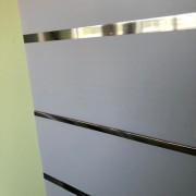 Forro PVC Double Prata